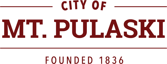 City of Mt Pulaski Logo